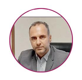 مهندس نادر زمانی - رئیس اداره شبکه و سختافزار بانک ایران زمین