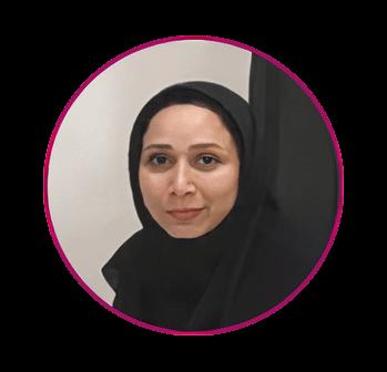 سرکار خانم مهندس نینا خزدوز  - مسئول فنی شبکه و IT شرکت نیروی برق حرارتی