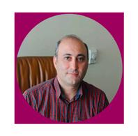 مهندس محمدرضا آزاديفر - رئیس اداره نرمافزار پتروشیمی جم